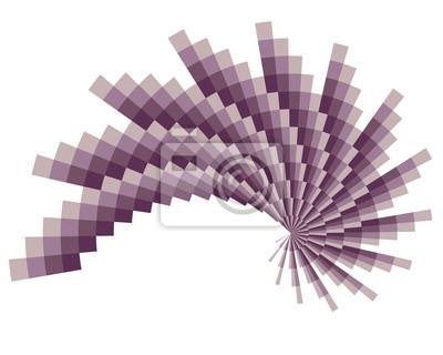 Lila Spirale Spiel