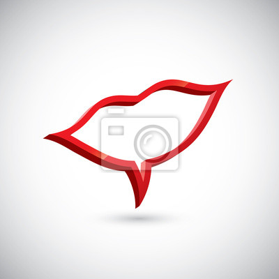 Lips - Textfeld