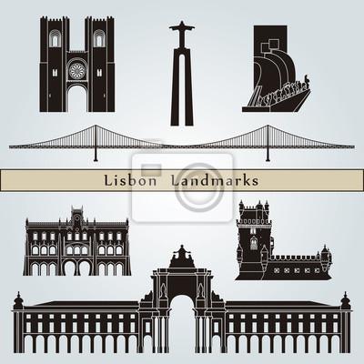 Bild Lissabon Sehenswürdigkeiten und Denkmäler