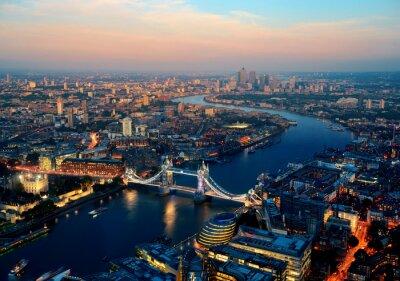 Bild London Nacht