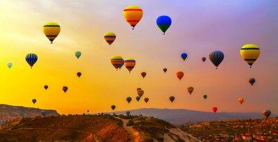 Bild Luftballons KappadokienTürkei.