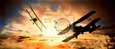 Bild Luftkampf erster Weltkrieg