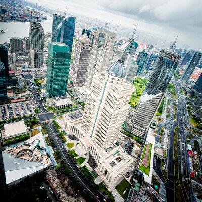 Bild Lujiazui Financial Center
