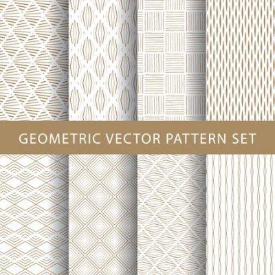 Bild Luxury vector vintage pattern pack