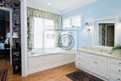 Bild Luxus Badezimmer