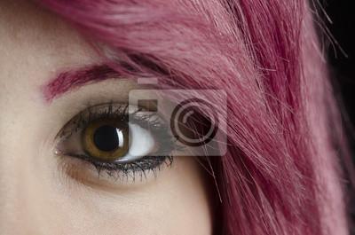 Rote haare augen grüne Rote Haare