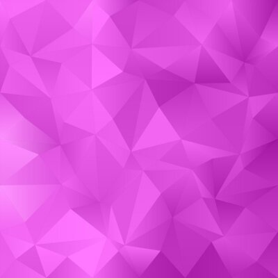 Magenta abstrakte unregelmäßiges Dreieck-Muster