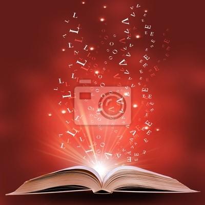 Bild magic Book