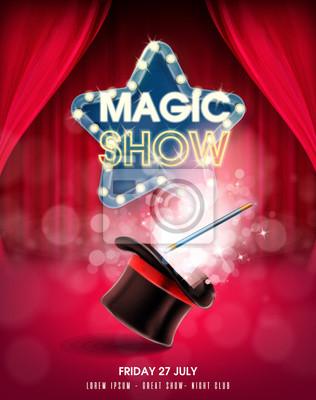 Bild magic show banner
