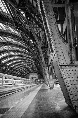 Bild Mailand Hauptbahnhof - binäre