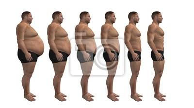 Man Diäten, Fitness- Design
