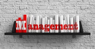 Management. Education-Konzept.