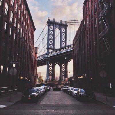 Bild Manhattan-Brücke