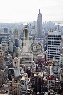 Manhattan Gebäude.