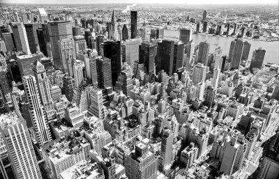 Bild Manhattan, New York City. USA.