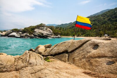 Bild Maravilloso Parque Nacional Tayrona (Kolumbien)