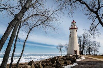 Bild Marblehead Leuchtturm