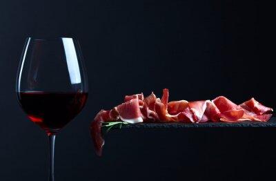 Bild Marmelade mit Rotwein