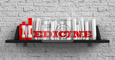 Medizin. Bildung-Konzept.