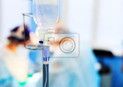 Bild Medizinische Drop Counter Nahansicht
