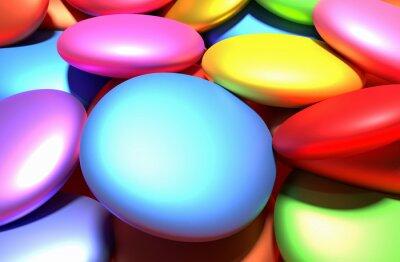 Mehrfarbigen Hintergrund