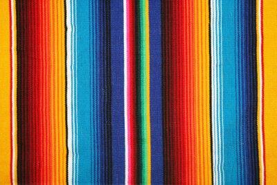 Bild mexikanische Muster
