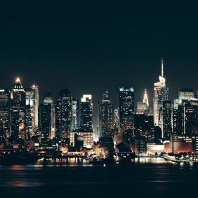 Bild Midtown Manhattan Skyline