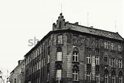 Bild Mietshaus Alte Wohnung