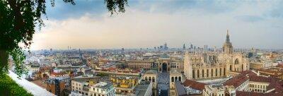 Bild Milano centro panoramica