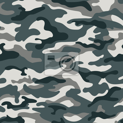 Camouflage Camo Military Design Greeting 5