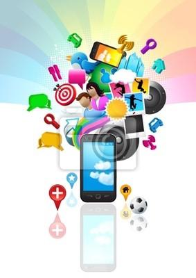 Bild Mobile Phone Lifestyle