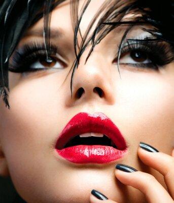 Bild Mode-Kunst-Portrait
