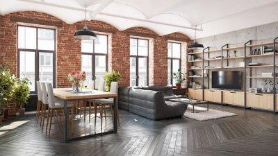 Bild modern kitchen interior