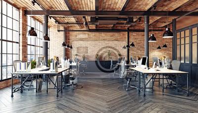 Bild modern office interior