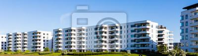 Bild Modern residential building