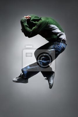 modern Tänzer