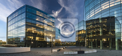 Bild Moderne Bürogebäude
