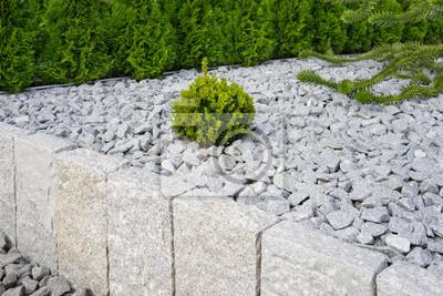 Bild Moderne Gartengestaltung