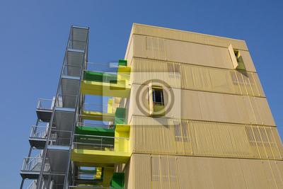 Bild Moderne Wohnung   Container Moderne Konzept