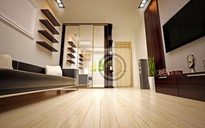 Bild Moderne Wohnzimmer
