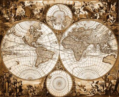 Bild Monde ancienne
