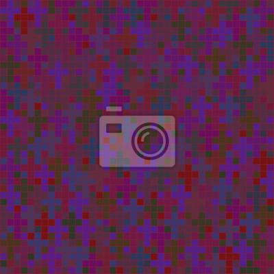 Mosaic purple