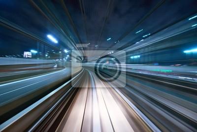 Bild Motion Blur aus Tokyo Monorail