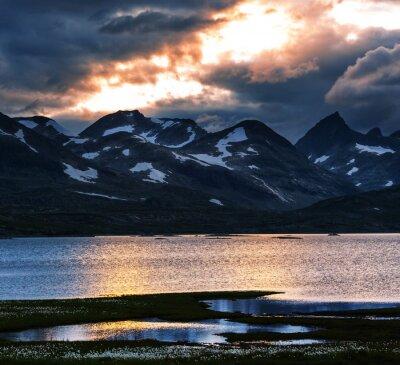 Bild Mountains in Norwegen