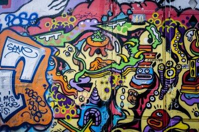 Bild Mur de Graffiti-Spaß
