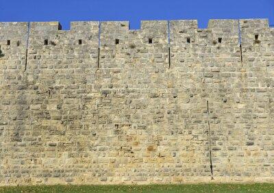 Bild Muro del castello.