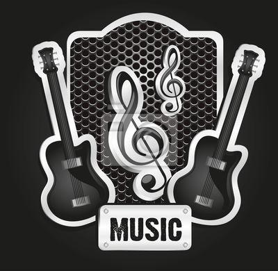 musikalische Metal-Label