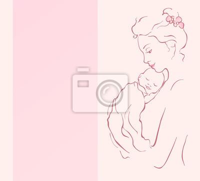 Bild Mutter und Kind 2