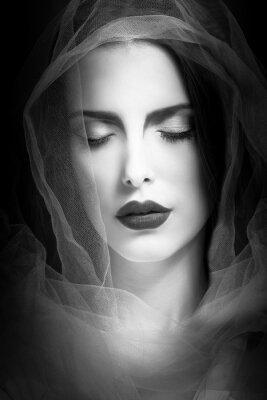 Mystische Frau Schönheit
