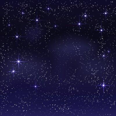 Bild Nacht Sternenhimmel